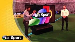 Andy Goode on England, Wasps & Coventry's best late night snack | BT Sport