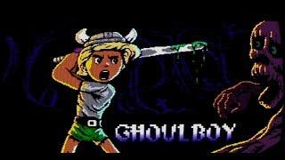 Ghoulboy - Dark sword of Goblin