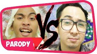 Download Video AHOK vs GUBERNUR TANDINGAN (Parodi Epic Rap Battle) #AHOKvsGubernurTandingan MP3 3GP MP4