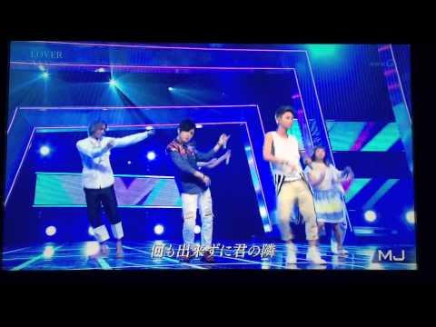 Music Japan AAA 『LOVER』