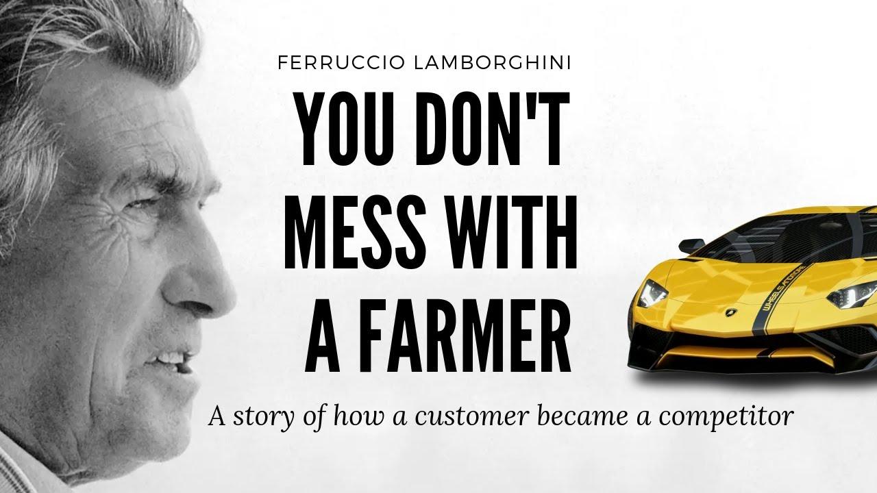 Story Of Ferruccio Lamborghini Foundation Of Lamborghini Lambofan Youtube