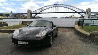 Porsche 911 996 C2 warm up lap Sydney Motorsport Park track day Australia
