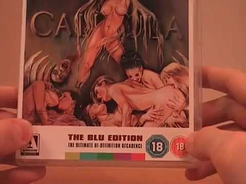 Caligula Arrow Video Blu-ray Review