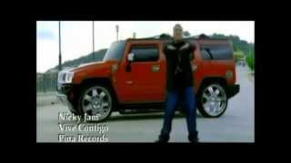 Vive Contigo Nicky Jam V- Dvj Chamaco Chile & Pelaito Dj