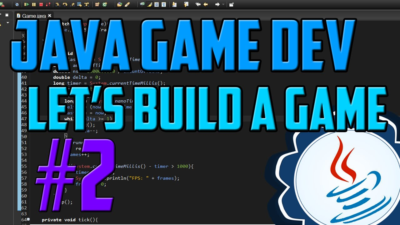 Let S Build A Game With Java