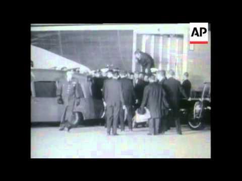 John Kennedy Funeral, Lyndon B. Johnson President
