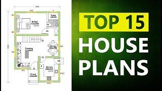 Beautiful Modern House Plans Top 15