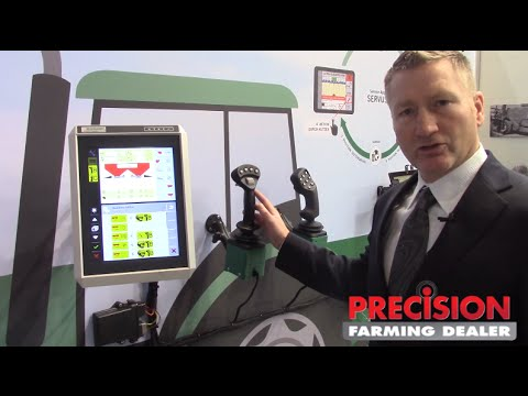 Agritechnica 2015: Reichhardt Electronic Innovations cases Aftermarket ISOReady Kit