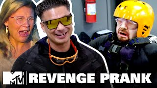 Can Pauly D Pull Off This Terrifying Sky Diving Prank?! 🛩️ Revenge Prank