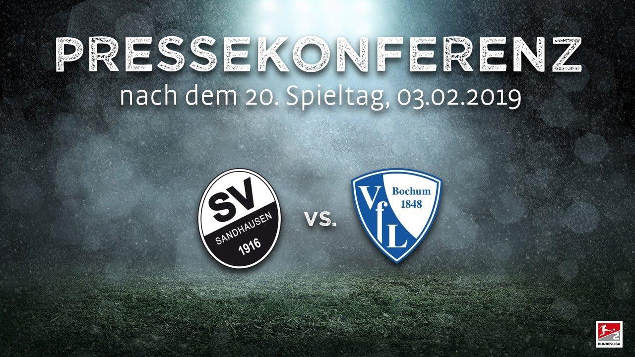 Bochum Gegen Sv Sandhausen