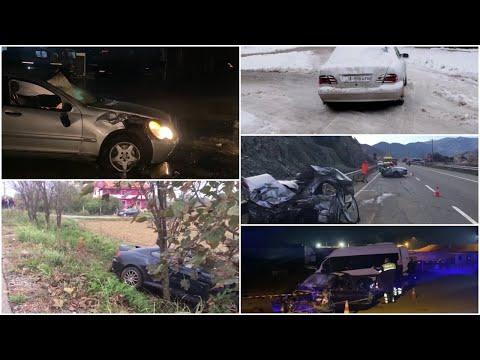 Shifra lufte nga aksidentet, 11 te vdekur nga 1 janari | ABC News Albania