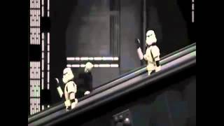 Star Wars Special Rolltreppe My Lord   StormTrooper
