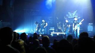 """Motorjesus - """"Motor Discipline"""" (live in Bremen)"""