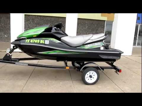 Kawasaki Ultra 260x Supercharged four stroke 260HP for sale 19 hours