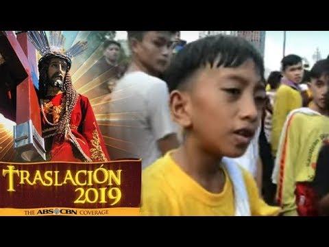 TV Patrol: 10 anyos na sumampa sa andas ng Nazareno