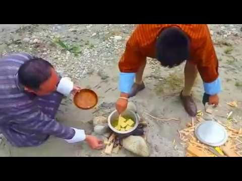 Stanley Ho's Culinary Adventure in Bhutan (The Land of The Thunder Dragon-part 2)