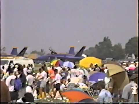 Dayton Air Show 1991