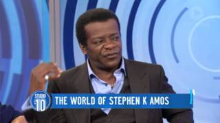 The World Of Stephen K Amos