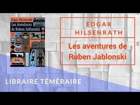 Les aventures de Ruben Jablonski - Edgar Hilsenrath [Libraire Téméraire]