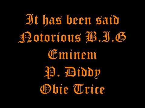 Eminem-It has been said-Lyrics-Hd-DeadHipHop90