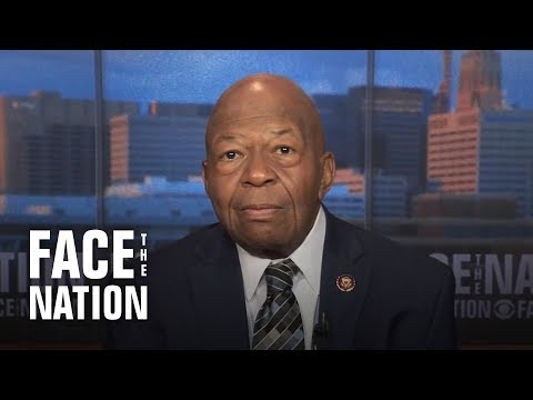 "Cummings says Trump will be ""emboldened"" if Democrats ""do nothing"" after Mueller report"