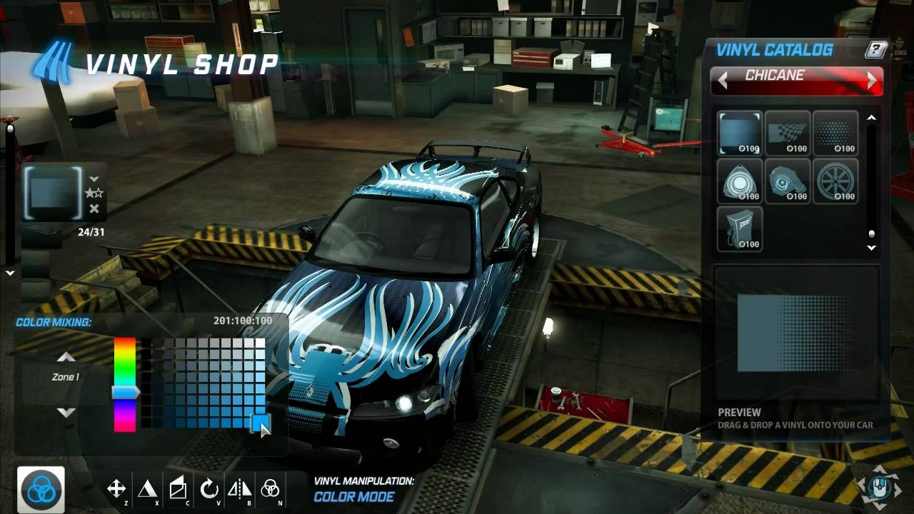 Need For Speed World Autos