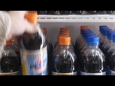 Diet Pepsi drops aspartame from recipe