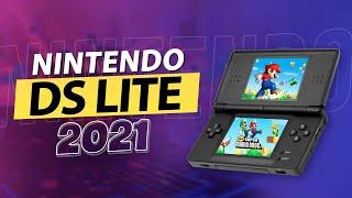 MÁY GAME ĐÁNG MUA TRONG NĂM NAY   Nintendo DS Lite sau hơn một thập kỷ