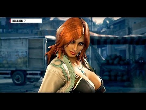 TEKKEN 7 - Hottest Female Characters - YouTube