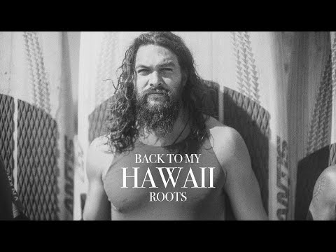 Hawaii Aquaman Premiere | Jason Momoa
