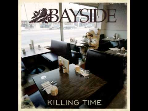 Bayside - On Love, On Life - Killing Time NEW CD Version