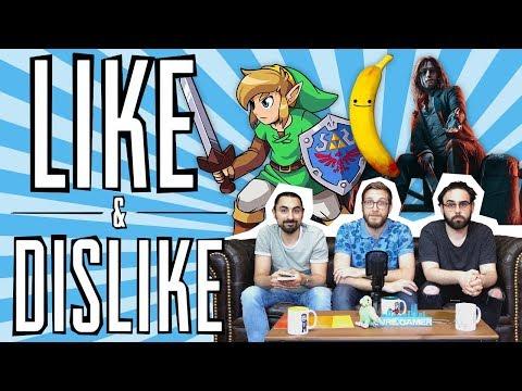 LIKE & DISLIKE: Cadence of Hyrule, Vampire: Bloodlines 2, Volta, Artworks…