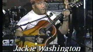 Jackie Washington - 1991 Toronto pt 2 - The Best Of Everything Thumbnail