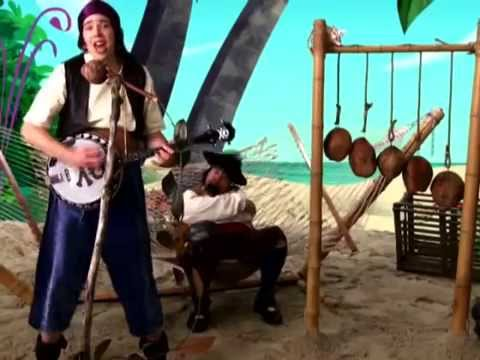 Jake and the Never Land Pirates   Pirate Band   Aw Coconuts   Disney Junior
