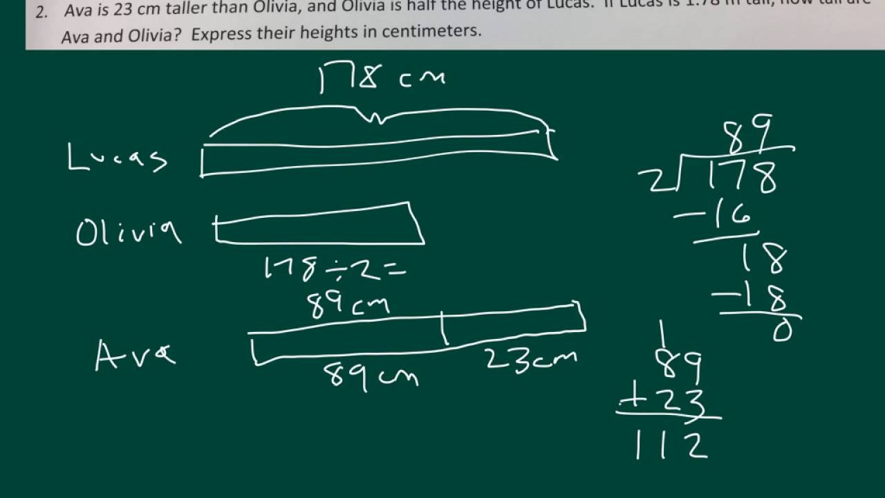 Algebra 1 Module 3 Lesson 1 Answers