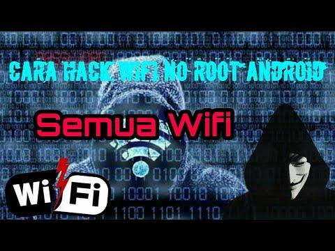 Cara Bobol Password Wifi No Root Offline Android Pasti Bisa Youtube