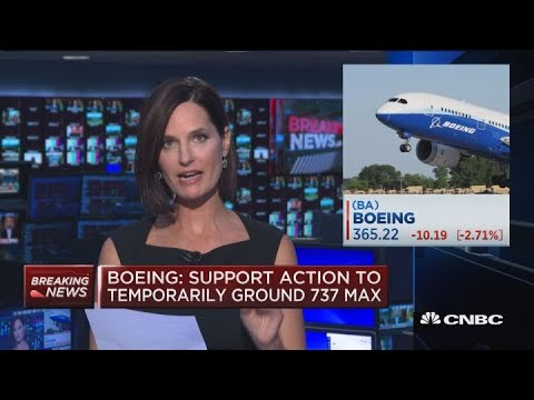 American Airlines Is Working To Rebook Customers After US Grounds Boeing 737 Max 8 Jets