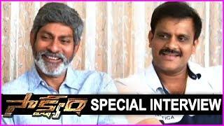 Jagapathi Babu And Sriwass Interview About Saakshyam Movie | Bellamkonda Sai Srinivas