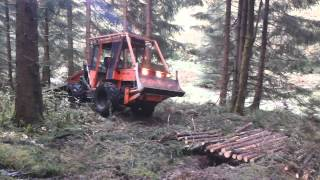 Forstarbeit- DFU 300