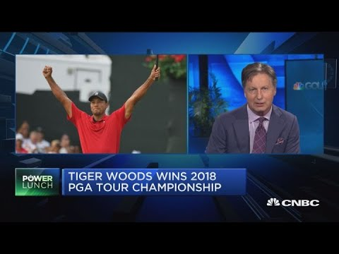 Nobody's ever played golf like Tiger Woods, says Brandel Chamblee