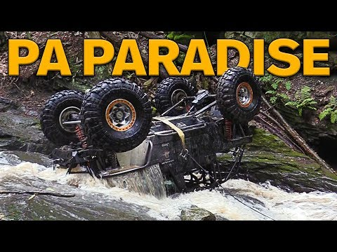 Trail Bouncing Pennsylvania Paradise 2018