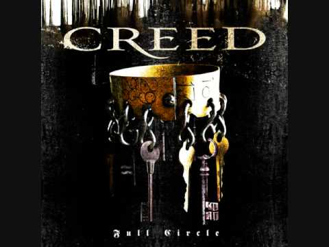On my Sleeve - Creed ( Full Circle ) New Album 2009