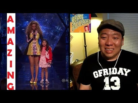 """2017 Vlog #140 - Reaction video - """"Clarity"""" - Angelica Hale"""