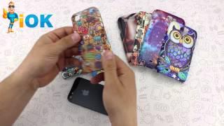 Печать на чехлах - свой дизайн(Печать на чехлах для смартфонов и планшетов позволит Вам заказать чехол со своим дизайном из фотографий,..., 2014-04-07T10:16:54.000Z)