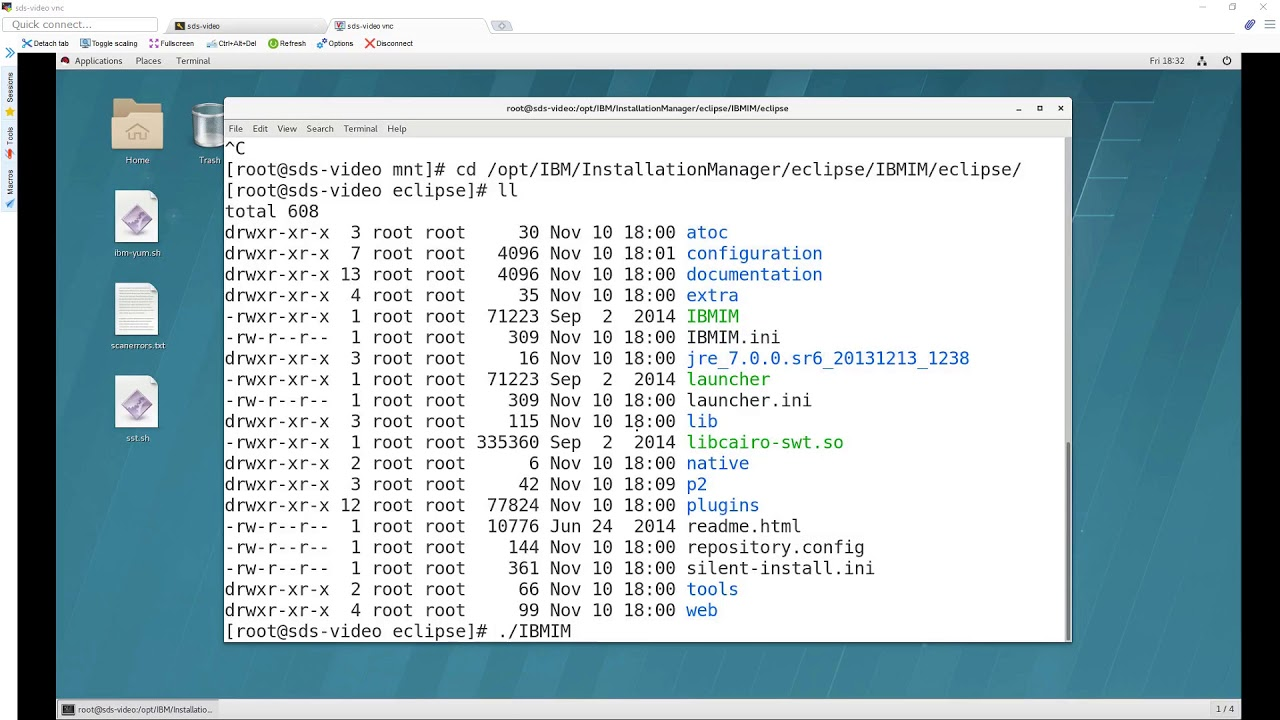 How to Install IBM SDS 6 4 on RHEL 7 4 -- IBM Security Directory Server