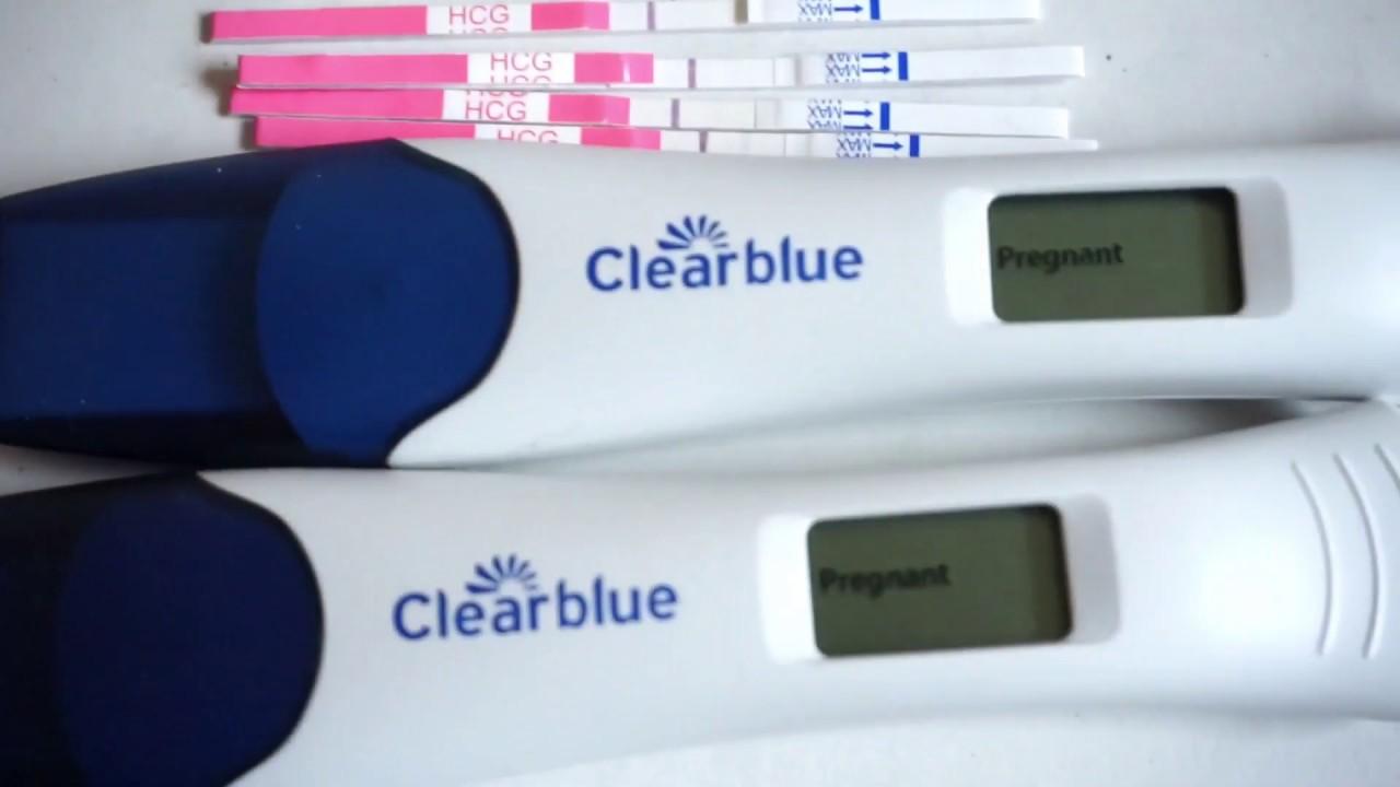 Pregnancy Test Line Progression| 8-12 DPO| Clinical Guard