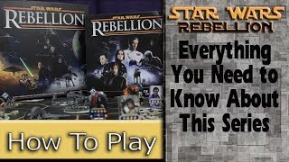 How to Play Star Wars: Rebellion, Part 0: Using this Series Mp3