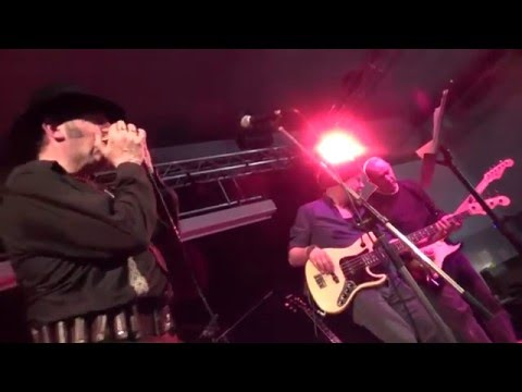 """THE NIGHT TIME HEROES BLUES BAND """"Boom Boom"""" 2016 Aalst"""