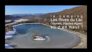 Les Rives du lac vu d'en haut !