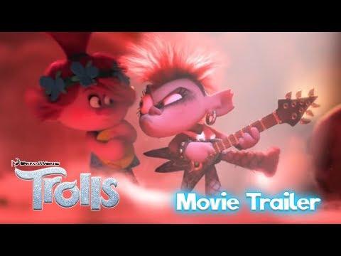 Trolls 2 World Tour 2020 Official Trailer Starring Anna Kendrick, Justin Timberlake